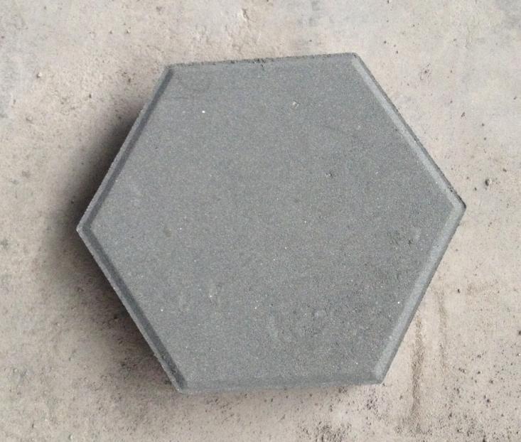 140*140*60实心六角块