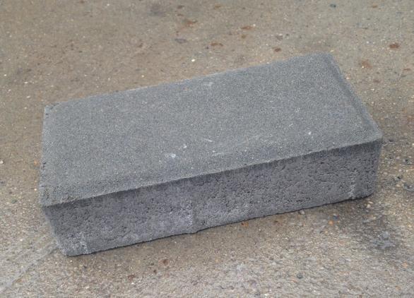 200*100*50本色路面磚