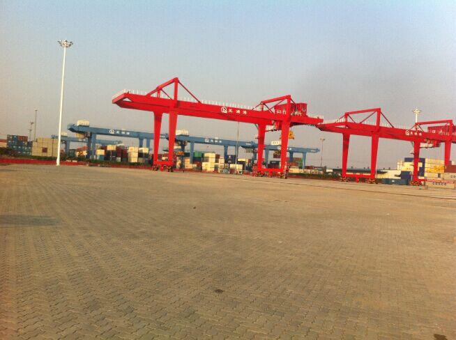 芜湖朱家桥二期联锁块工程